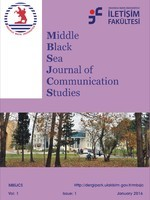 Middle Black Sea Journal of Communication Studies